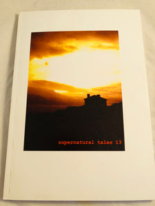 Supernatural Tales 13, Summer 2008 - David Longhorn