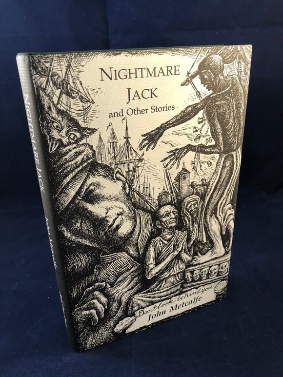 John Metcalfe - Nightmare Jack and Other Stories, Ash-Tree Press 1998, Limited, Correspondence
