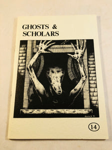 Ghosts & Scholars - Haunted Library, Rosemary Pardoe 1992, Issue 14