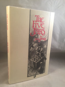 M. R. James - The Five Jars, Ash Tree Press 1995, Limited Edition, Presentation Copy for Richard Dalby