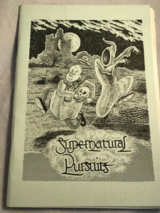Supernatural Pursuits by William I.I Read, Haunted Library, Rosemary Pardoe 1993