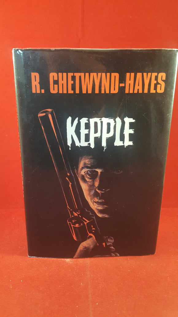 R.  Chetwynd-Hayes - Kepple, Robert Hale Limited, 1992 1st Edition