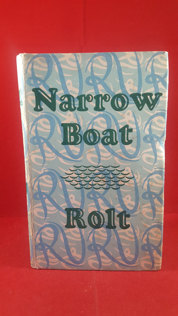 L.T.C. Rolt - Narrow Boat, Readers Union, 1946