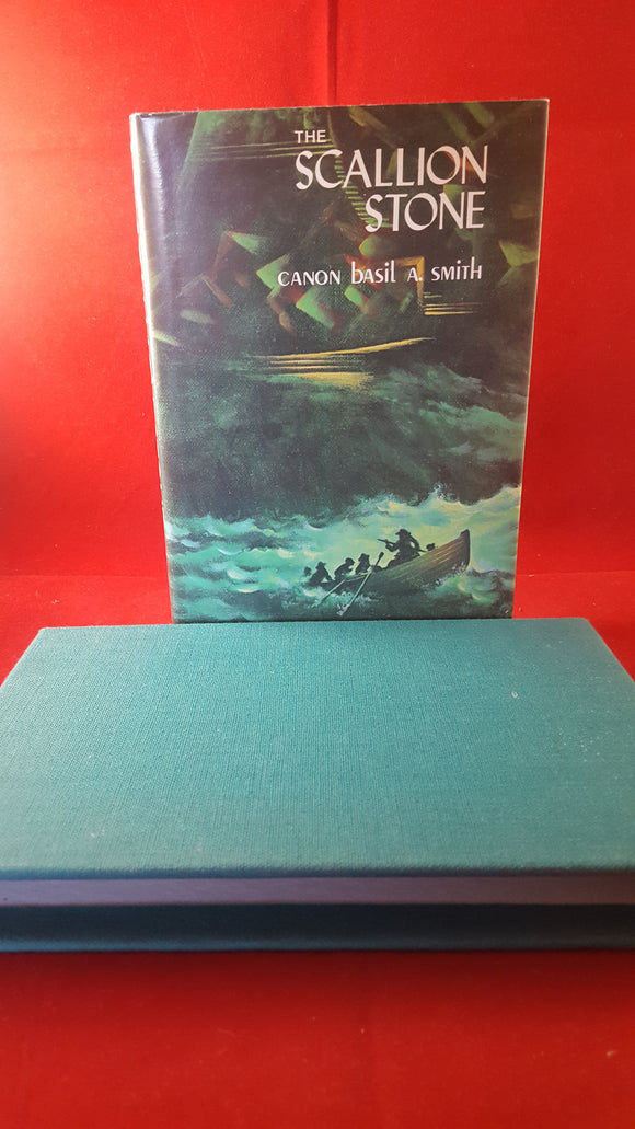 Canon Basil A Smith - The Scallion Stone, Whispers Press, 1980 1st Edition, Signed, Limited