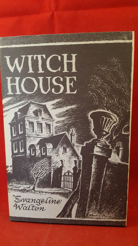 Evangeline Walton - Witch House, Arkham House, 1945, 1st Edition