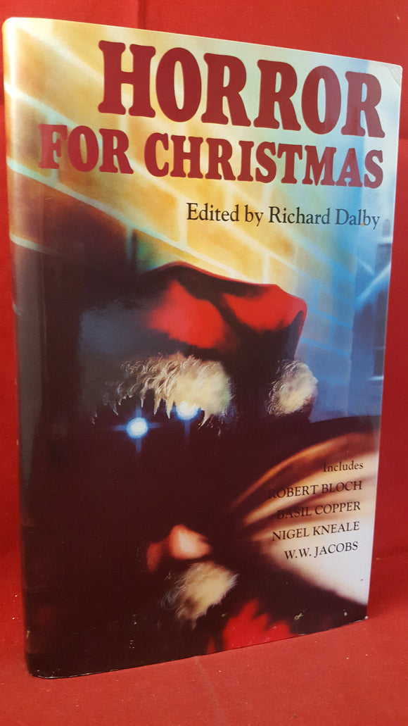 Edited by Richard Dalby - Horror For Christmas, Michael O'Mara Books, 1992, 1st