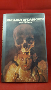Fritz Leiber - Our Lady Of Darkness, Millington, 1978, 1st Edition