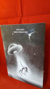 Brian Stableford - Year Zero, Sarob Science Fiction & Fantasy, 2000, 1st, Signed, Limited