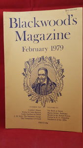 Blackwood's Magazine - Number 1960, February 1979, Volume 325