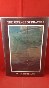 Peter Tremayne - The Revenge of Dracula, Donald M Grant, 1978, 1st Edition, Limited