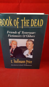 E Hoffmann Price - Book Of The Dead, Arkham House, 2001, 1st Edition & 1st Printing, Limited