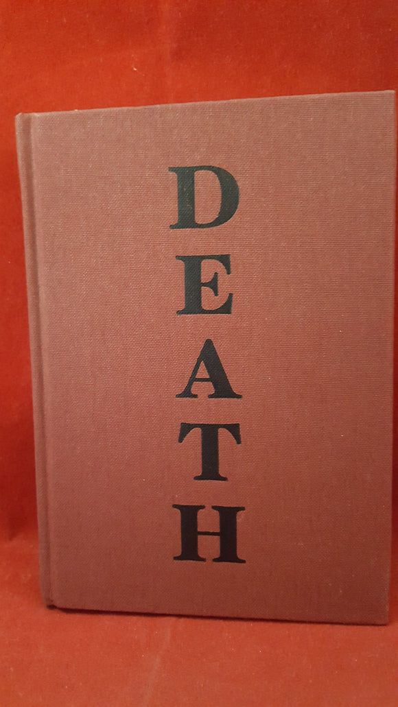 Thomas Ligotti - Death Poems, Durtro Press, 2004, Limited