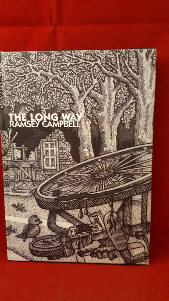 Ramsey Campbell - The Long Way, PS Publishing, 2008, Signed, Chapbook No.4