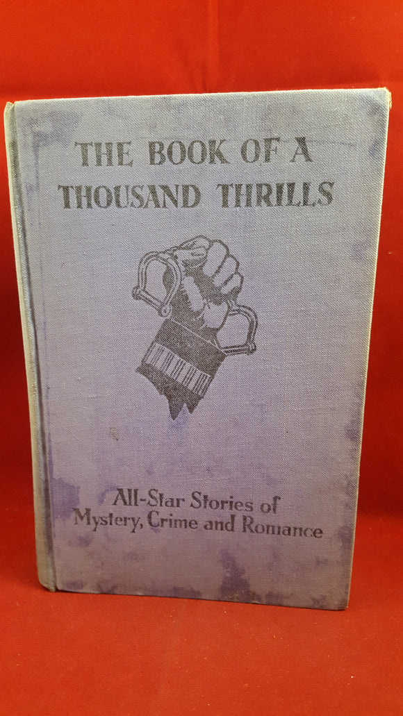 All-Star Stories of Mystery and Romance - The Book Of A Thousand Thrills, Allied Newspapers