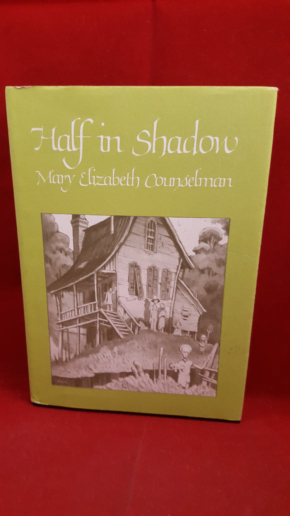 Mary Elizabeth Counselman - Half in Shadow, Arkham House, 1978, 1st Edition, Limited