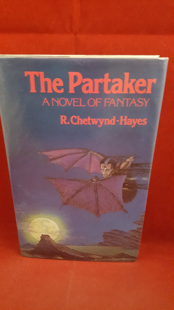 R Chetwynd-Hayes - The Partaker, William Kimber, 1980, 1st Edition