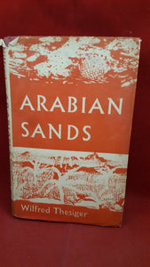 Wilfred Thesiger - Arabian Sands, Readers Union, 1960