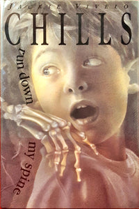 Jackie Vivelo - Chills Run Down My Spine, Dorling Kindersley, 1994, 1st edition