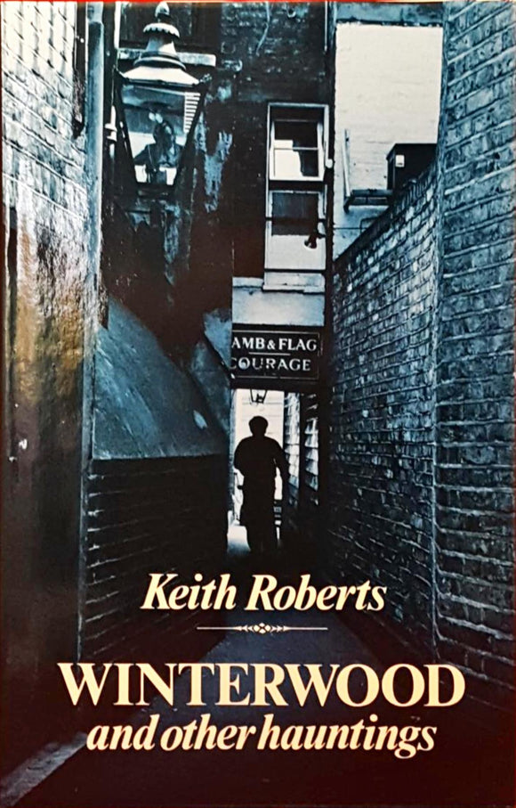 Keith Roberts - Winterwood and other hauntings, Morrigan Publications, 1989, Signed, Limited