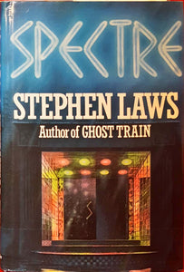 Stephen Laws - Spectre, Souvenir Press, 1986, 1st Edition