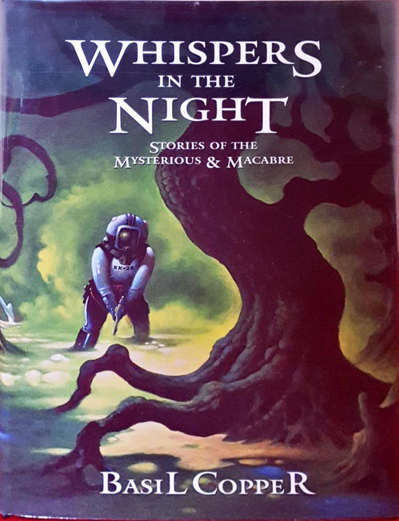 Basil Copper - Whispers In The Night, Fedogan & Bremer, 1999, 1st Edition