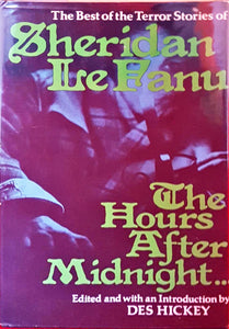 J Sheridan Le Fanu - The Hours After Midnight, Leslie Frewin, 1975, 1st Edition