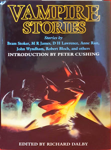 Richard Dalby Editor - Vampire Stories, Castle Books, 1993, 1st Edition