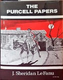 J Sheridan Le Fanu - The Purcell Papers, Arkham House, 1975, 1st Edition, 1st Printing, Limited