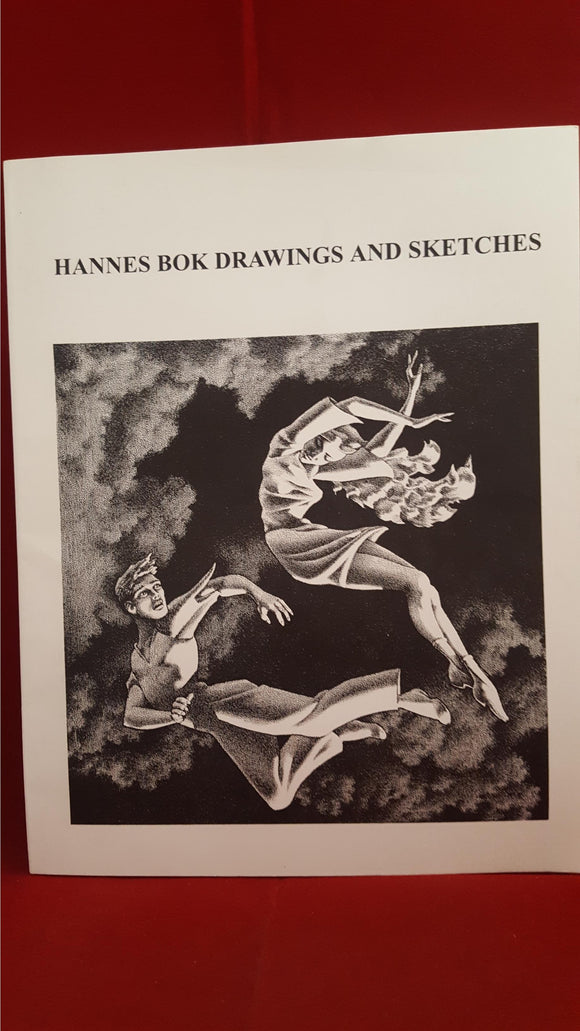 Nicholas J Certo, Hannes Bok: Drawings And Sketches, Mugster Press, 1996, 1st Edition, Limited