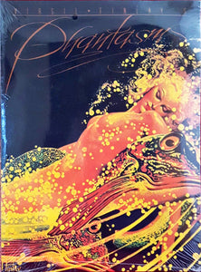 Virgil Finlay's Phantasms, Underwood/Miller, Science Fiction/Art, ISBN 0-88733-172-6, Unopened