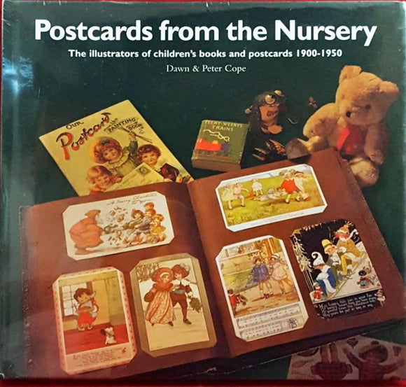 Dawn & Peter Cope - Postcards from the Nursery, ISBN-1-872727-88-3, Unopened