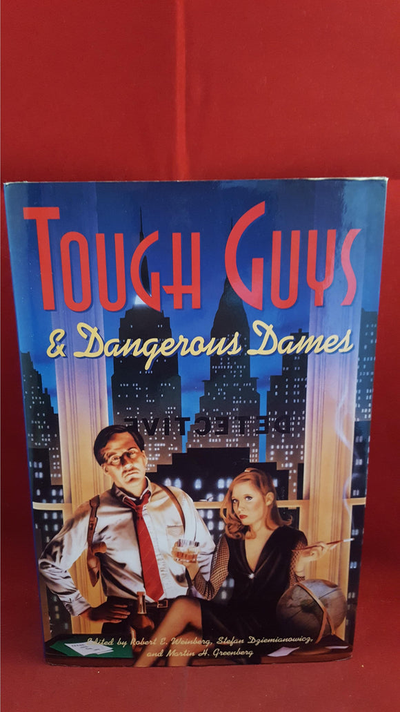 Greenberg - Tough Guys & Dangerous Dames, Barnes, 1993, 1st Edition, Signed