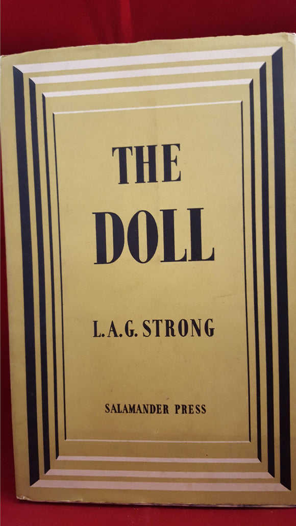 L A G Strong - The Doll, Salamander Press, 1946, Limited