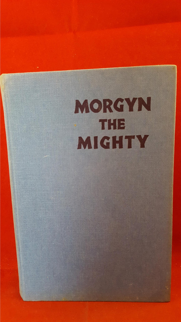 Morgyn The Mighty - D C Thomson & John Leng, 1951? The Rover paper.