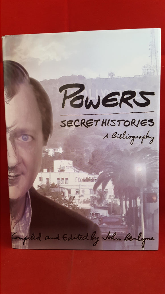 Tim Powers -Powers Secret Histories, PS , 2009, 1st Edition, Limited, Signed