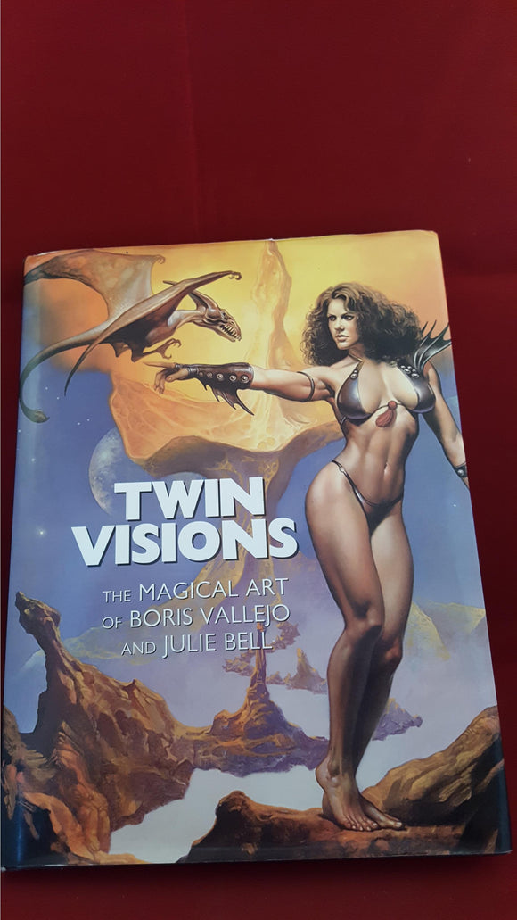 Boris Vallejo & Julie Bell - Twin Visions, Paper Tiger, 2002, 1st Edition