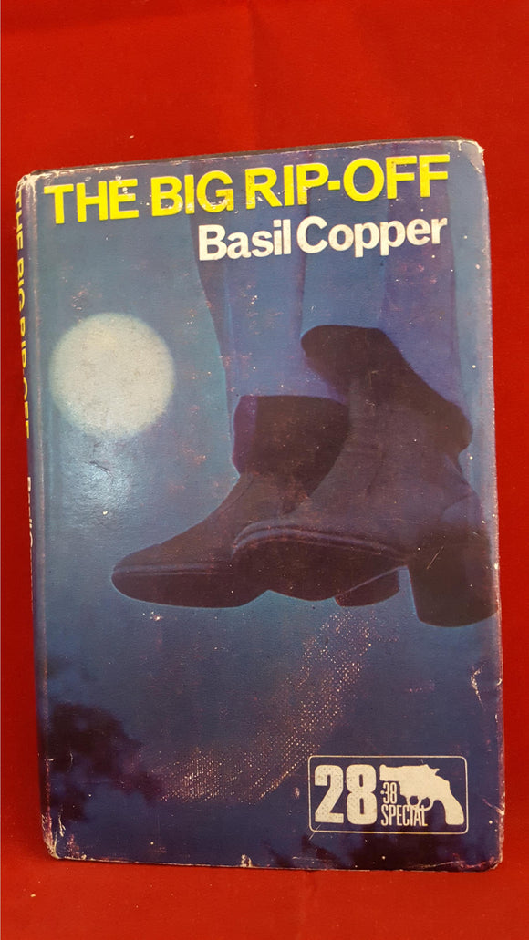 Basil Copper - The Big Rip-Off, Robert Hale, 1979, 1st Edition, No. 28