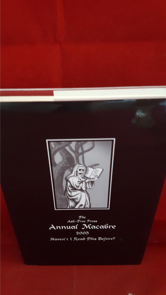 Jack Adrian - The Ash-Tree Press Annual Macabre, 2006, 1st Edition, Limited