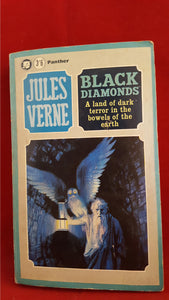 Jules Verne - Black Diamonds, A Panther Book, 1964