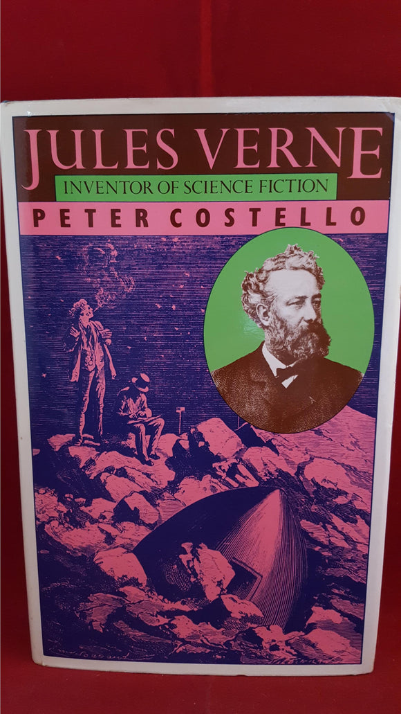 Jules Verne-Peter Costello - Inventor Of Science Fiction, Hodder & Stoughton, 1978, 1st Edition