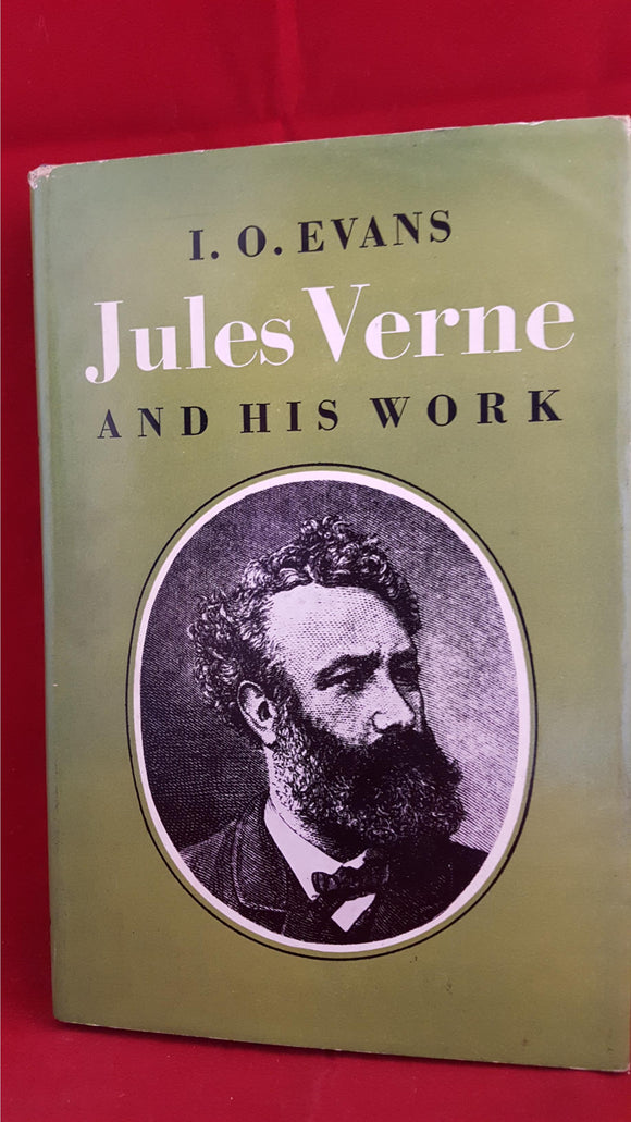 Jules Verne - I O Evans - Jules Verne And His Work, Arco Publications, 1965, 1st Edition