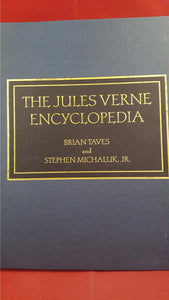 Jules Verne-The Jules Verne Encyclopedia, The Scarecrow Press, 1996, US Edition