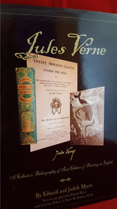 Jules Verne-A Collector's Bibliography of First Editions, Clock & Rose Press, 2004