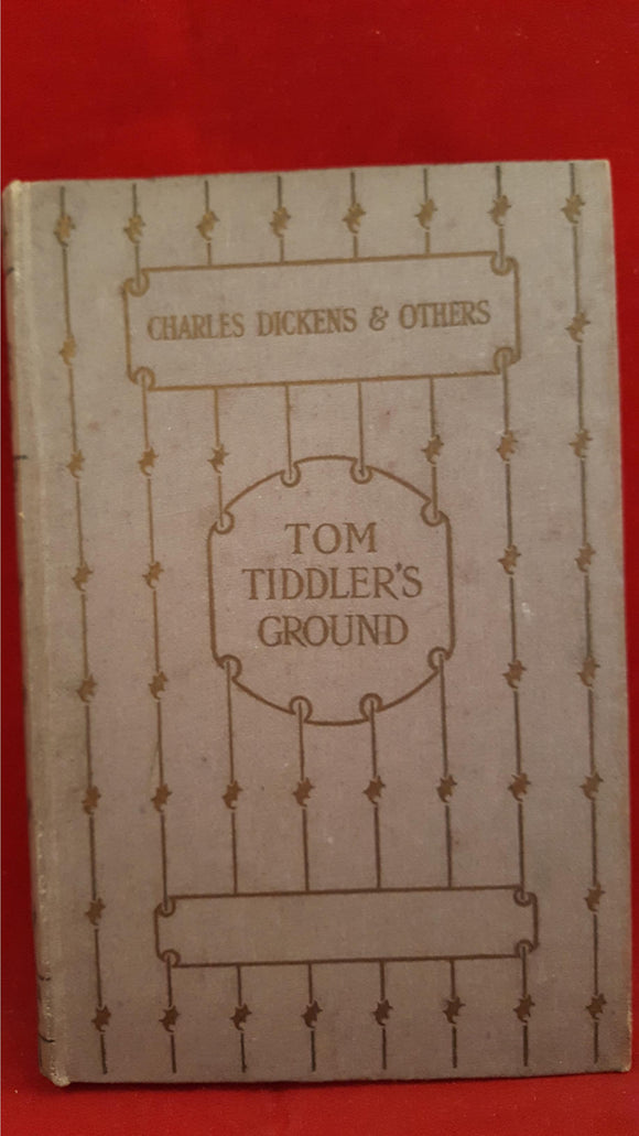 Charles Dickens - Tom Tiddler's Ground, Chapman, 1861