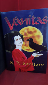 S P Somtow - Vanitas: Escape From Vampire Junction, 1995, 1st Edition, Signed