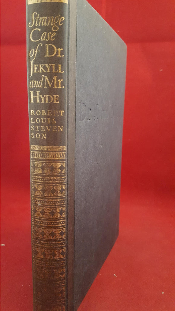 Robert Louis Stevenson - Strange case of Dr.Jekyll and Mr.Hyde, 1945, 1st Trade edition