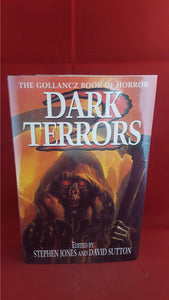Stephen Jones-Dark Terrors 2, Gollancz, 1996, 1st Edition, Signatures
