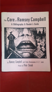 The Core of Ramsey Campbell - Necronomicon Press, 1995