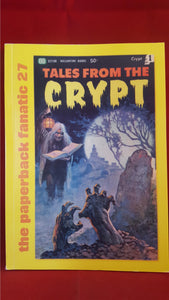 Tales From The Crypt, the paperback fanatic 27, Ballantine Books, 2013