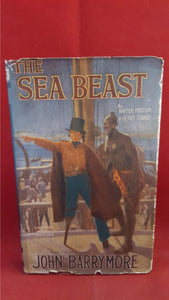 Hayter Preston & Henry Savage-The Sea Beast, Readers Library, 1920